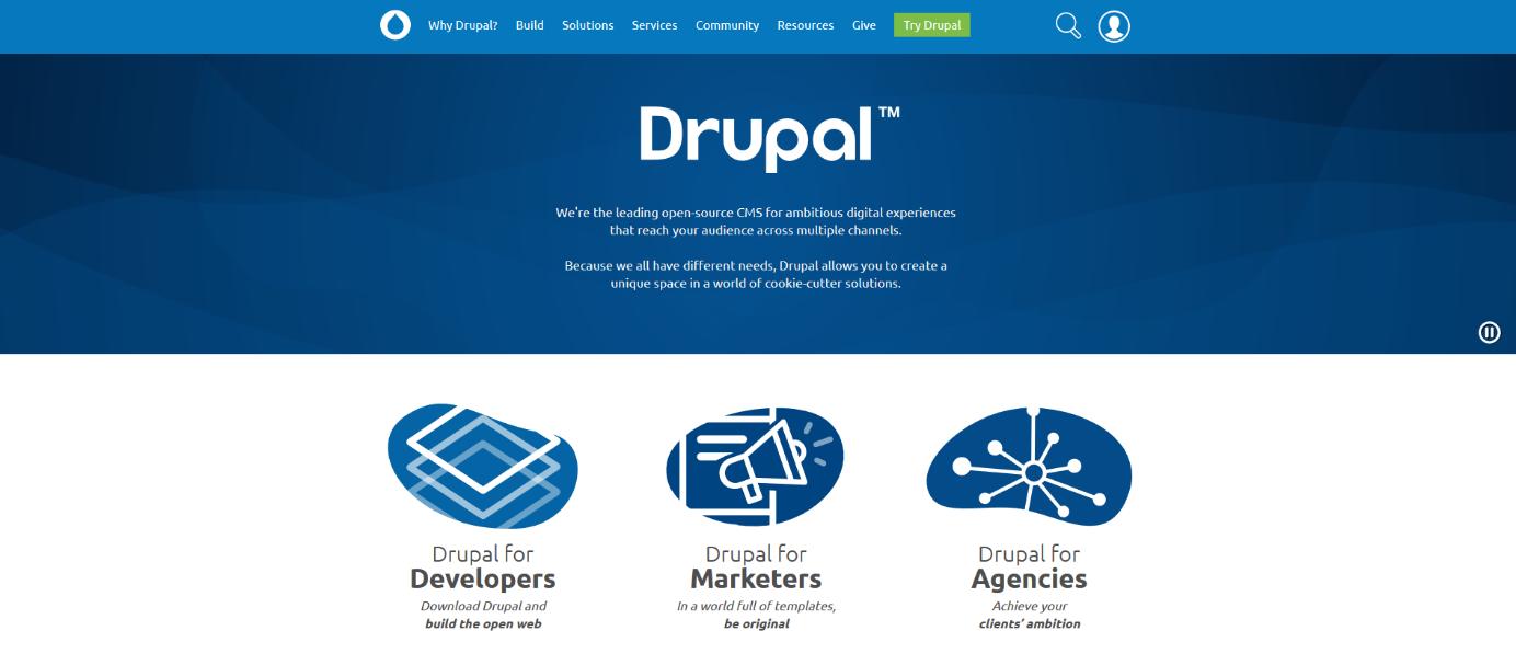Costruire un sito di incontri con Drupal