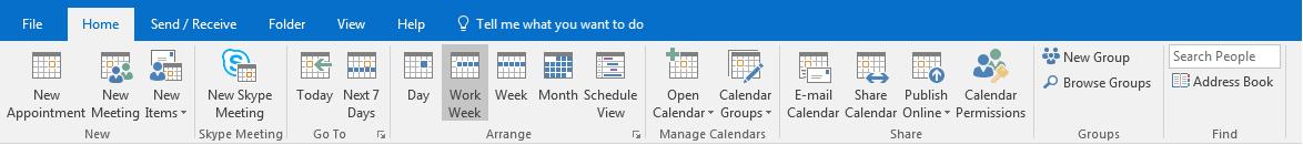 Outlook Calendario Condiviso.Condividere Il Calendario Di Outlook Ionos