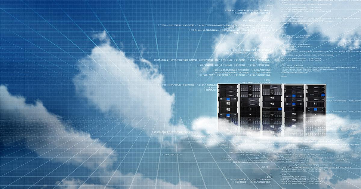 È collegamento cloud sicuro